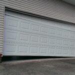 Crooked Garage Door Broken Cable