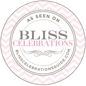 As seen on Bliss Celebrations