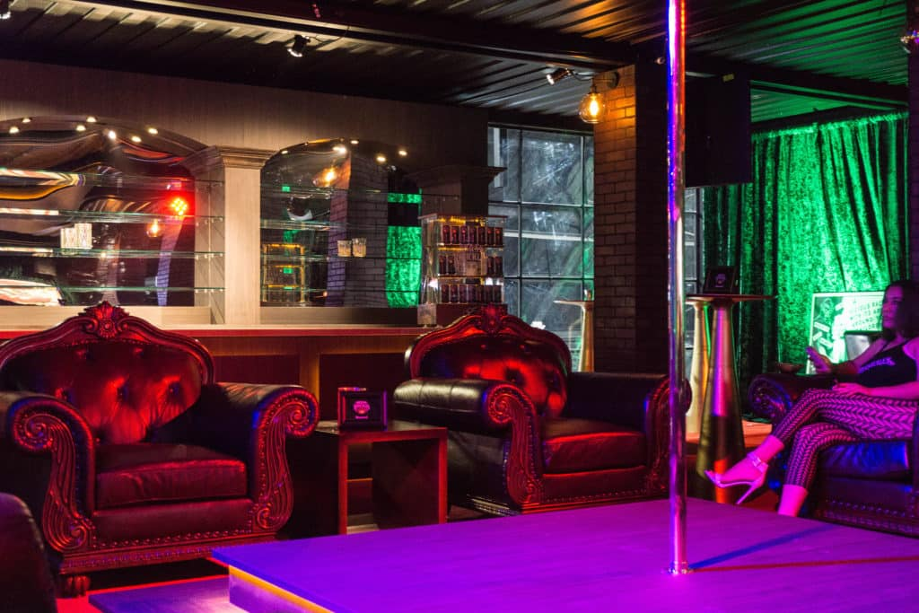 Brass Knuckles Second Floor Executive Custom Couches