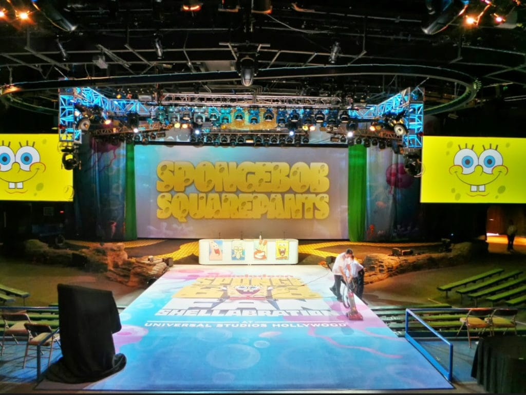 Custom Stage and Rigging