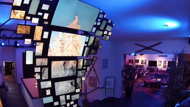 Samsung Custom Video wall