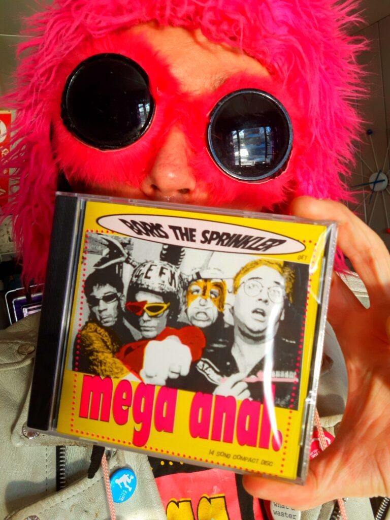 Mega Anal CD