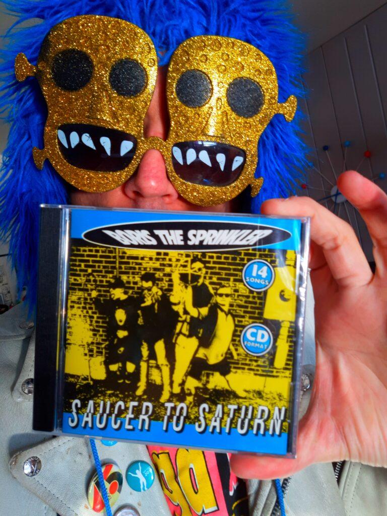 Saucer to Saturn CD