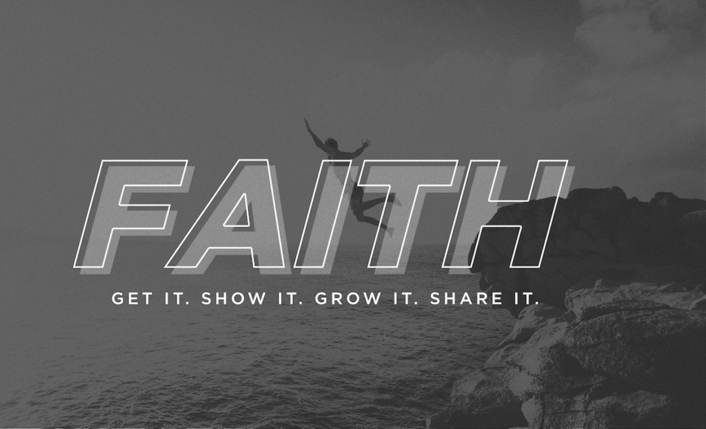Faith is Focusing on God