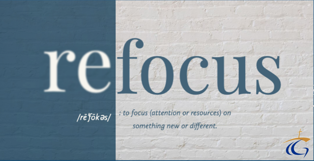 Refocus Your Attention