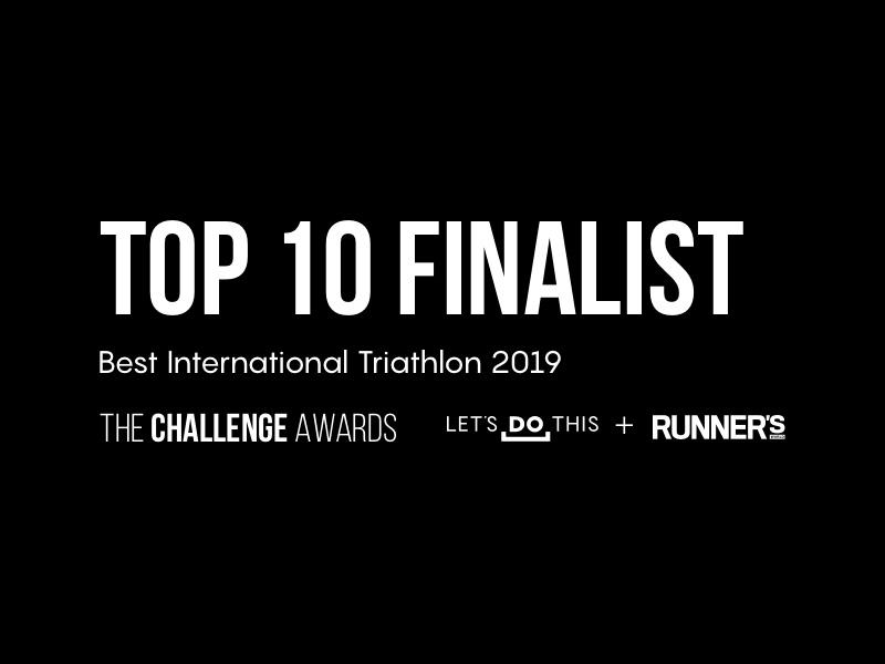 The Grand Rapids Triathlon Voted TOP 10 Best International Triathlon