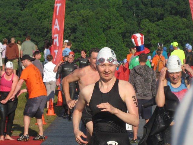 Meet the GR Tri Race Staff: Jennifer Baker