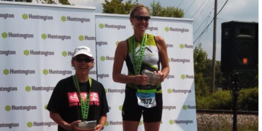 Meet the GR Tri Race Staff: Jane Garrett
