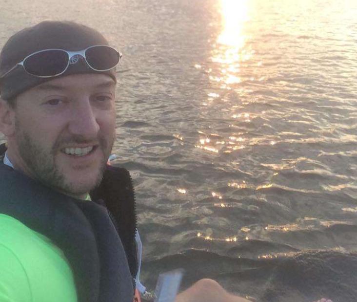 Meet the GR Tri Race Staff: Adam Veltema