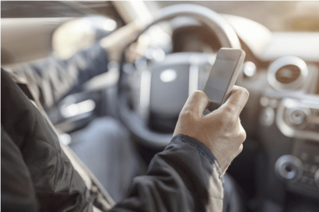 April is National Distracted Driving Month