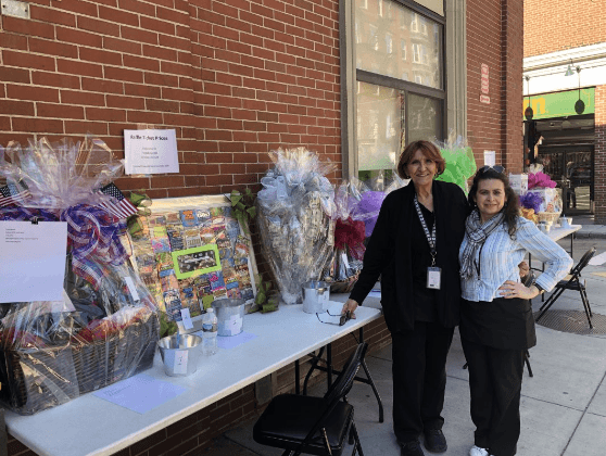 TOTNE Raffle Baskets Tickets Now on Sale at NEW Health