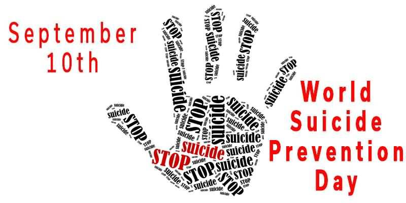 September 10 Recognized as World Suicide Prevention Day