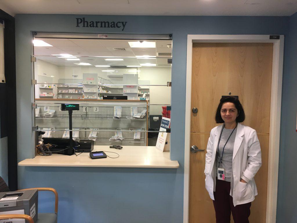 MGH ahorra nueva farmacia de salud