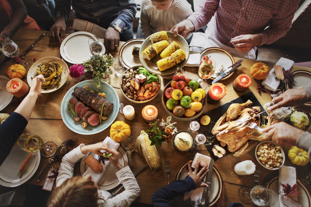 Healthy Holiday Eating: Plan your approach to food this season