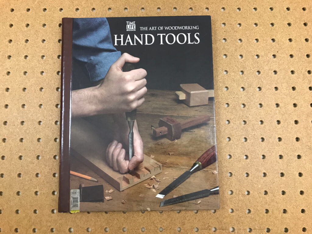hand tools books