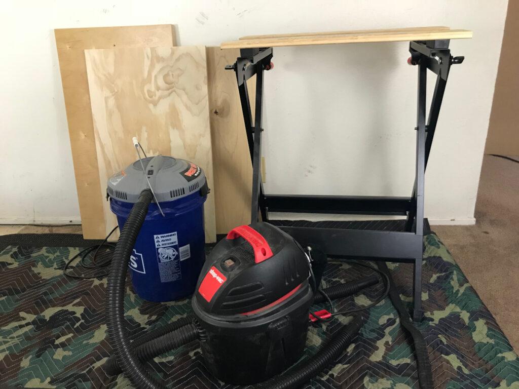 workspace setup