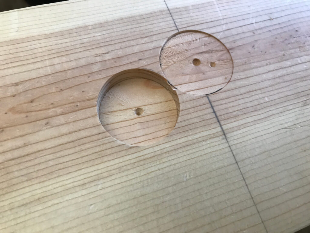 Drilling-technique