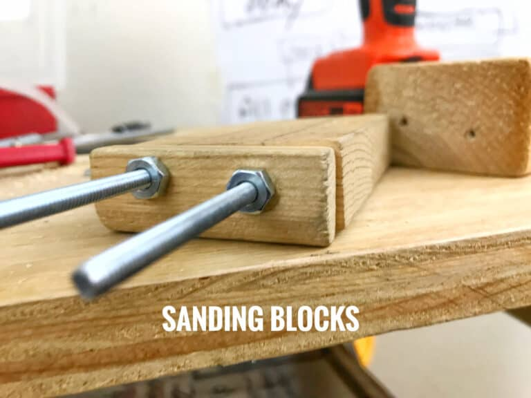 Sand-blocks