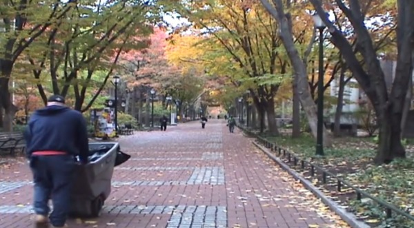 Life and Death of Locust Walk: His Declaration of Love (VIDEO)