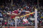 Shirtless, spandex-loving athletes compete at Penn
