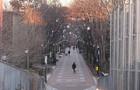Winter Break: A Desolate Campus