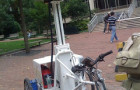 Google Street View Bike Snaps Photos on Penn Campus