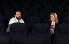 An Empty Movie Theater with Elizabeth Banks and her Stalker (VIDEO)
