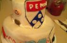 More Penn branded cake!