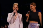 "Penn alum is a ""pretty cool"" presenter at MTV's VMAs (VIDEO)"