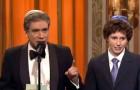 Mazel Tov: SNL's Vanessa Bayer makes a good Bar Mitzvah boy (VIDEO)