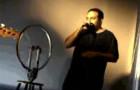 Adam Matta (C'96) brings his beatboxing stylings to Cornell!