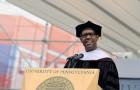"""Denzel Washington to Penn grads: """"Fall Forward"""""""
