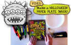 How to Make a Monster Halloween Mask