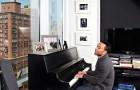 John Legend's Sweet NY Pad