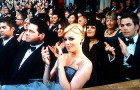 Oscar Presenter Elizabeth Banks Takes a Jab at James Cameron (VIDEO)
