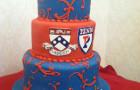 The biggest Penn cake I've ever seen