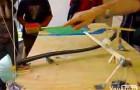 Students Embrace Their Inner Rube Goldberg