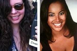 Penn Alumni Chloe Castellon and Ridgeway Wilson