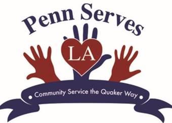 Penn Serves and Penn alumni