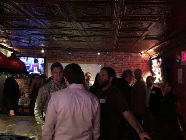 Penntertainment Sports Happy Hour - Penn Alumni