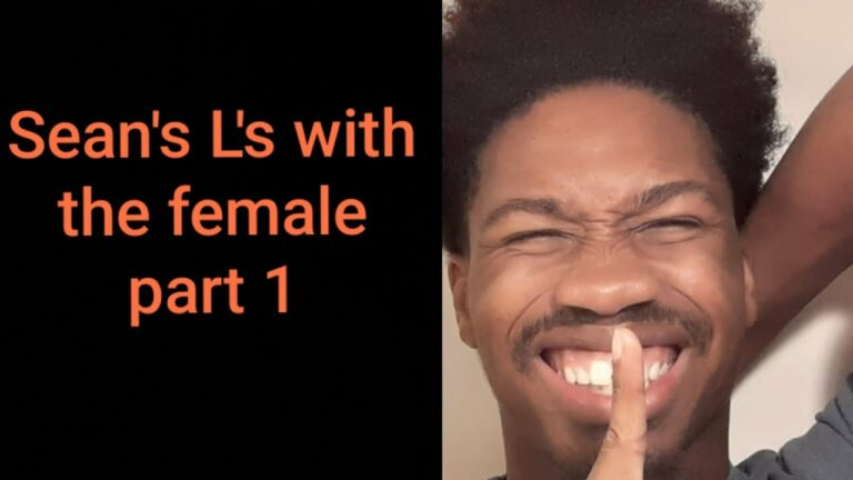 SBBS: Sean's L's with the female p.1