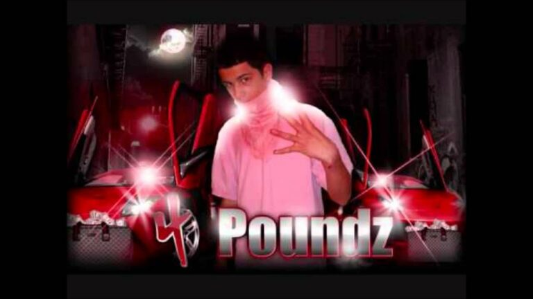 4Poundz – With the Homies (Ft.Spooky)