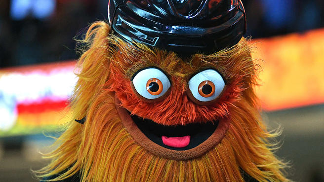 Philadelphia Flyers Mascot Gritty Vore Fetish Unveiled