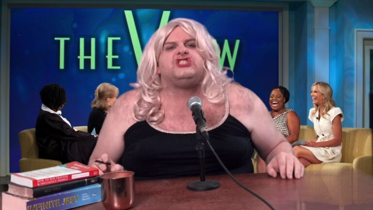 Tim Dillon as Meghan McCain