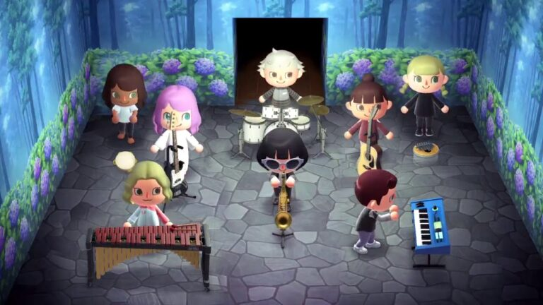 Africa by Toto but it's a bunch of Animal Crossing villagers trying their best