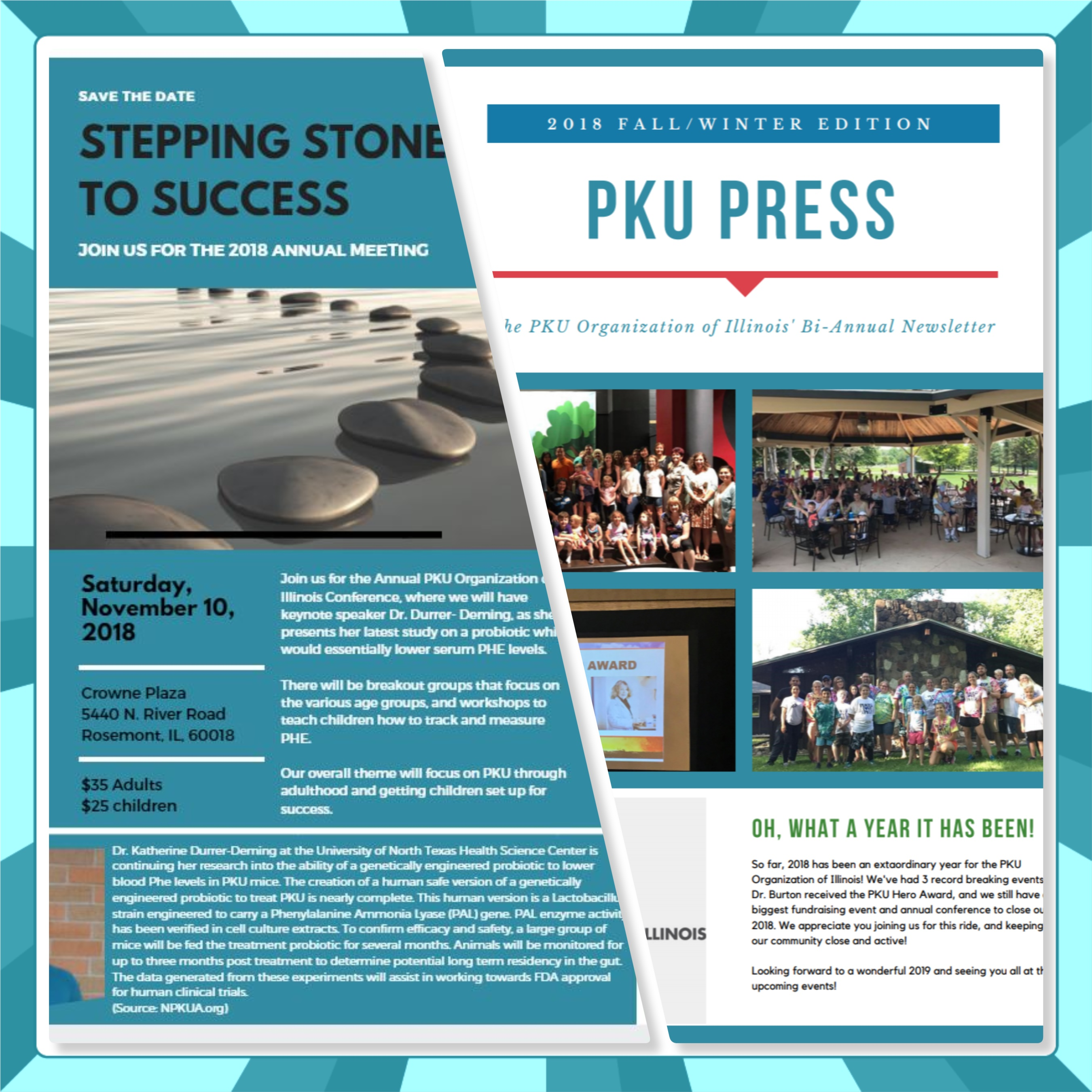 2018 Annual Meeting and PKU Press Fall/Winter Edition