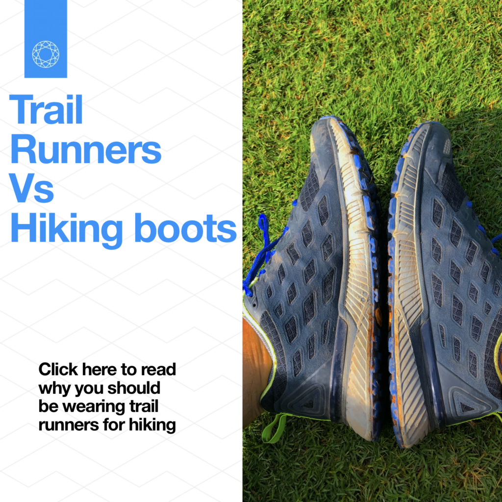 Why You Should be Wearing Trail Runners for Hiking
