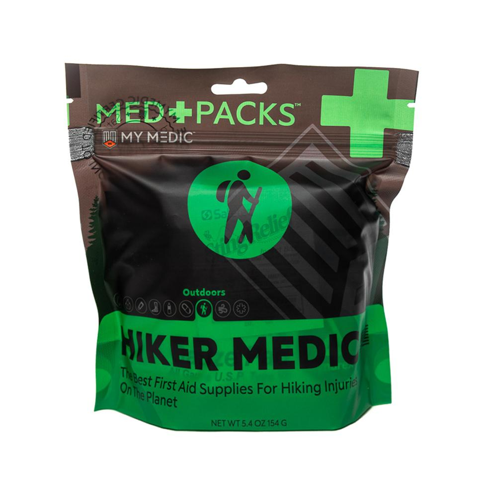 What to include in your Hiking First Aid Kit