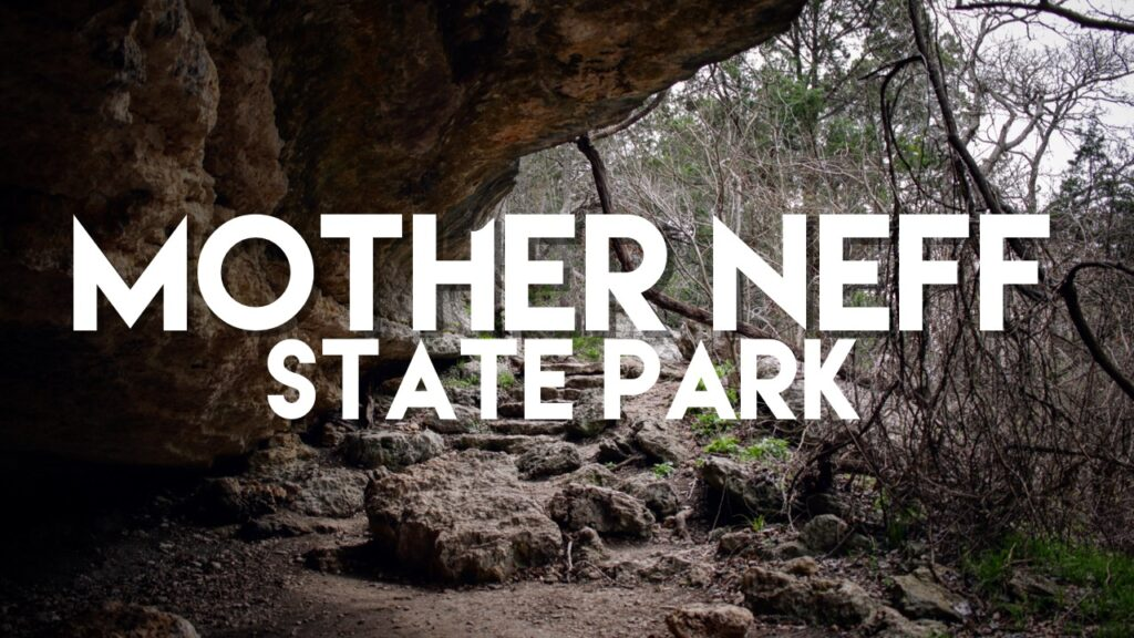 YouTube: Mother Neff State Park