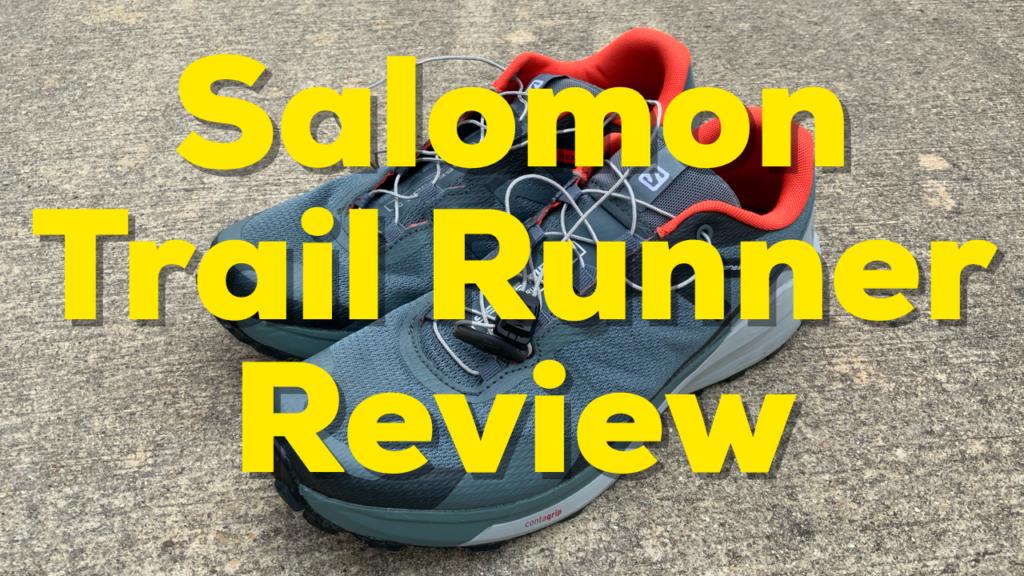 Salomon Trail Runner Review